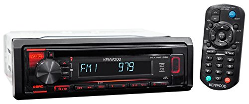n-Dash Car CD Player Receiver w/ USB/iPhone/Android/IHeart ()