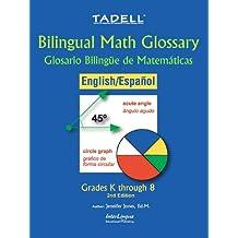 Tadell Bilingual Math Glossary Grades K-8