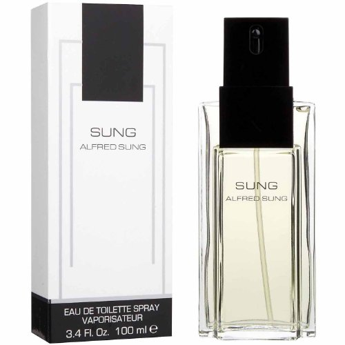 Alfred Sung Eau De Parfum - Sung by Alfred Sung for Women, Eau De Toilette Spray, 3.4-Ounce