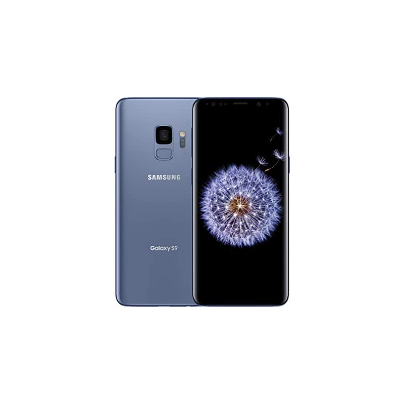Samsung Galaxy S9 Unlocked Smartphone -