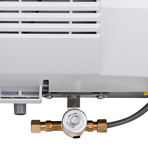 how to clean humidifier solenoid valve