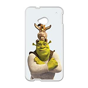 Shrek For HTC One M7 Csae protection phone Case DXU352468