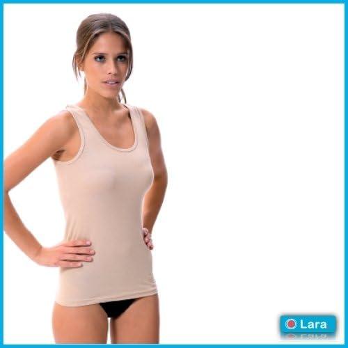 Camiseta Interior Tirantes Señora Algodón, Mod. 8323 -Fabio-La Tienda Clásica - Blanco, M: Amazon.es: Hogar