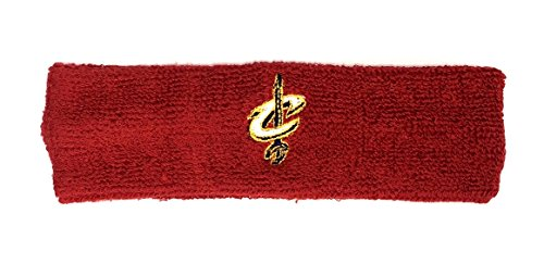 For Bare Feet Cotton Headband - For Bare Feet Official Team Logo Headband - Cleveland Cavaliers