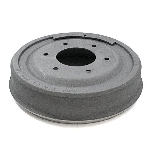 DuraGo BD8106 Front and Rear Brake Drum