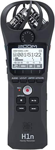 Zoom H1n Handy Recorder Model