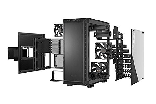 be quiet! BGW11 DARK BASE PRO 900 ATX Full Tower Computer Chassis - Black by be quiet! (Image #3)