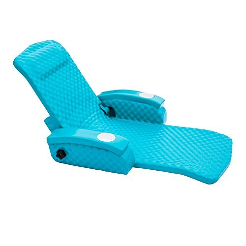 TRC Recreation Super Soft Adjustable Recliner, Bahama Blue by TRC Recreation (Image #1)