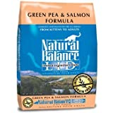 Natural Balance Dry Cat Food, Limited Ingredient Pea and Salmon Recipe, 10 Pound Bag, My Pet Supplies