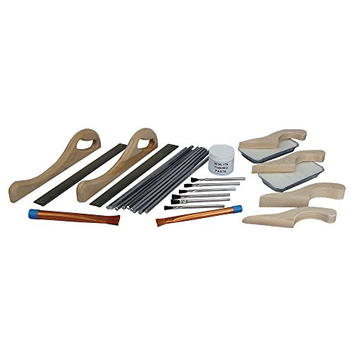 TP Tools Deluxe Auto Body/Lead Solder Kit 8036-155, Made in (Usa Auto Body)