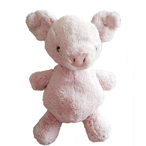 102-cute-animals-plush-toys-baby-calm-stripe-doll-stuffed-pink-pig-birthday-gift-bag-portable-doll1p