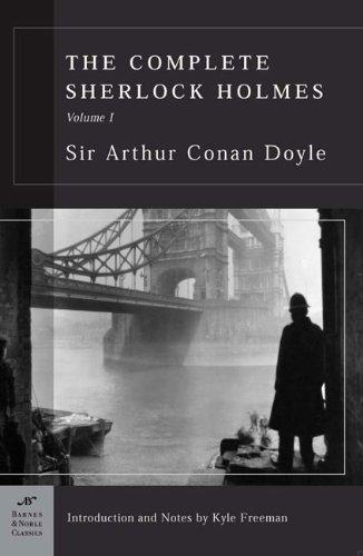 the-complete-sherlock-holmes-volume-i-barnes-noble-classics-series