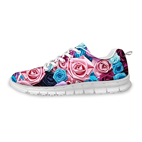 floral Basso CHAQLIN Collo Donna 8 Y4WAgxt