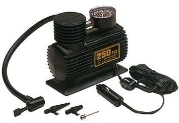 OTOTOP 3073 - Compresor de aire portátil (influye adaptador de mechero para el coche): Amazon.es: Coche y moto