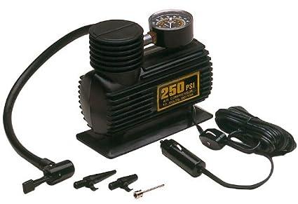 OTOTOP 3073 - Compresor de Aire portátil (influye Adaptador de mechero para el Coche)