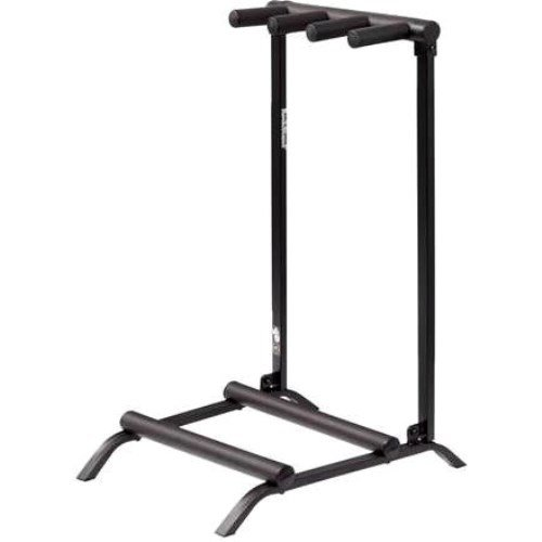RockStand Flat Pack Multiple - 3-Instrument Stand