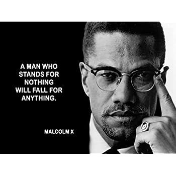 Malcolm X 18X24 Poster New Rare BHG521631