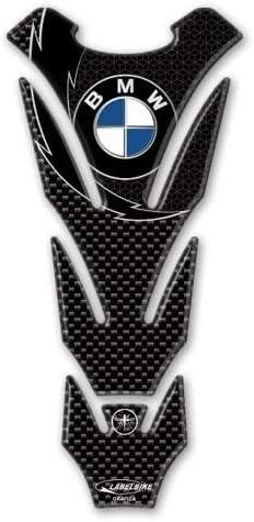 Adhesivo Small Pegatinas 3D plástico de carbón - X Slim para depósito de Moto BMW: Amazon.es: Coche y moto