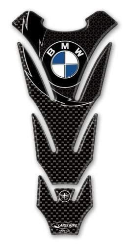 PARASERBATOIO SMALL ADESIVI 3D CARBONIO PROTEZIONE x SERBATOIO SLIM per MOTO BMW