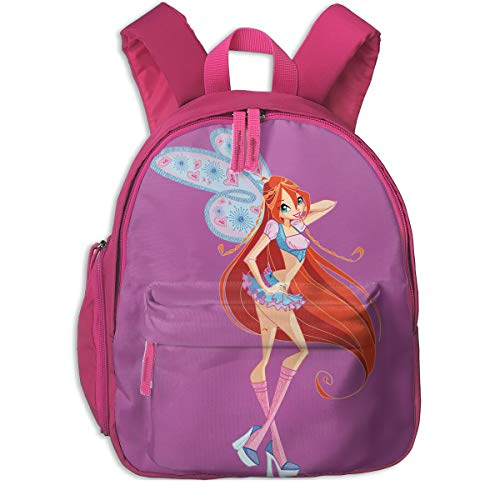 Kids Toddler Occation Winx Club Pre School Travel Camping Backpack ()