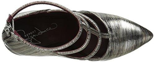 Daycee Report Boot Women's Silver Signature Rw8wOPx