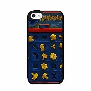 Funny Retro 90s Game Plastic Phone Case Back Cover iPhone 4 4s by icecream design