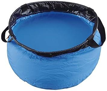 AceCamp 1706 - Barreño plegable (15 L), color azul: Amazon.es: Deportes y aire libre