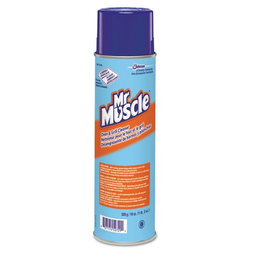 SCJ Mr Muscle Oven and Grill Cleaner (19-Ounce, Case of 6) ()