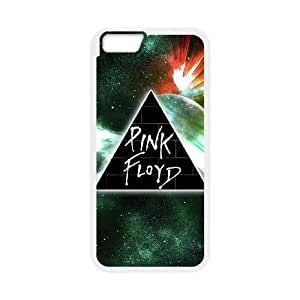 iPhone 6 Plus 5.5 Inch Phone Case White Pink Floyd F5974275