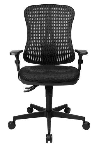 Topstar Bürodrehstuhl schwarz - 2