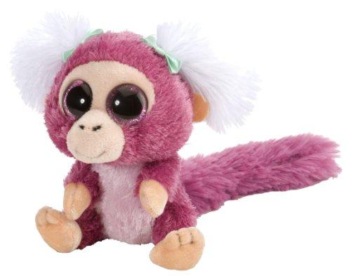 (Wild Republic Monkey Plush, Stuffed Animal, Plush Toy, Marmoset, L'Il Sweet & Sassy, 5 inches)