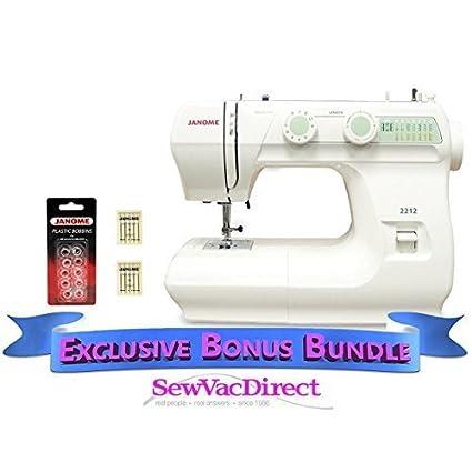 Amazon USA Warehouse Janome 40 Sewing Machine Includes New Sewing Machine Warehouse