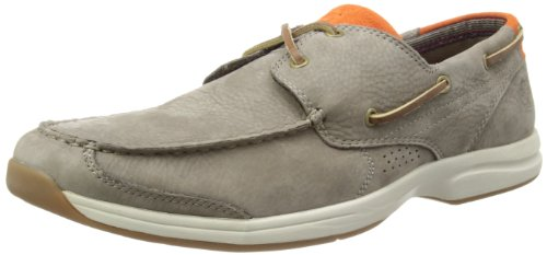 Timberland Ekhulcov 2eye Bronw Brown - Mocasines Unisex adulto Marrón (Braun (Brown))