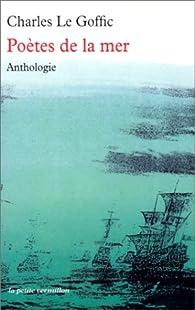 Poètes de la mer par Charles Le Goffic