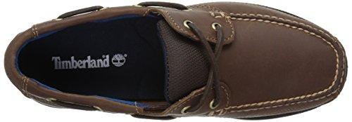 Piper Fg Brown Boat Timberland Cove Medium Shoe Men's ZUCxOqpnwv