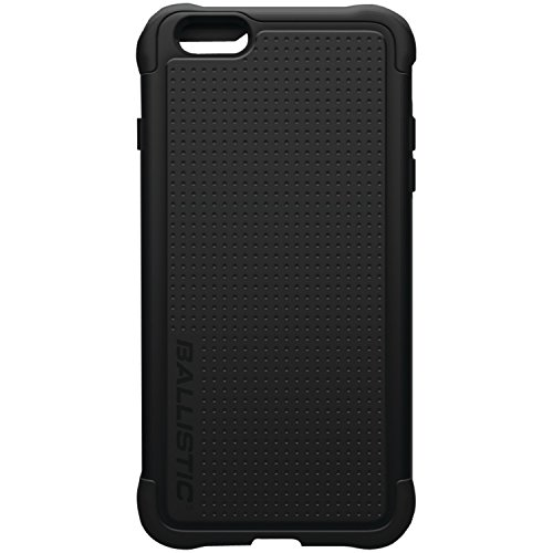 et Case for Apple iPhone 6 Plus and iPhone 6s Plus - Retail Packaging - Black ()