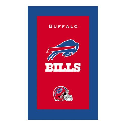 KR Strikeforce Bowling Bags Buffalo Bills NFL Licensed Towel by KR ()