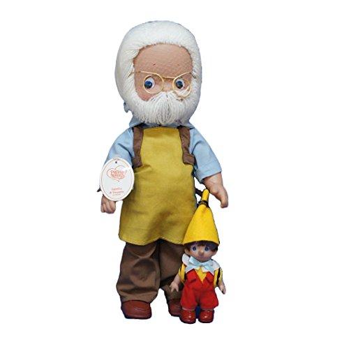 Precious Moments Geppetto Doll, - Vinyl Precious Moments Doll