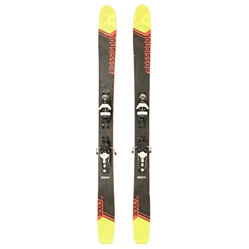 Used 2017-18 Rossignol Soul 7 HD Skis Look NX Bindings C Condition