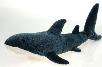 Amazon Com 24 Mako Shark Plush Stuffed Animal Toy By Fiesta Toys
