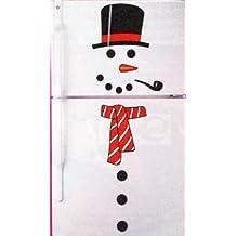 13 Piece Snownam Refrigerator Magnet Set