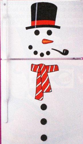 Snowman Refrigerator Magnet (13 Piece Snownam Refrigerator Magnet Set)