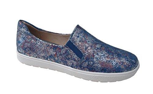 Caprice Women's Slipper 9-24672-812 blue BLAU MESWtoED3