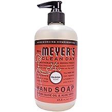 Mrs. Meyer's Clean Day Liquid Hand Soap, Radish Scent, 12.5 fl oz