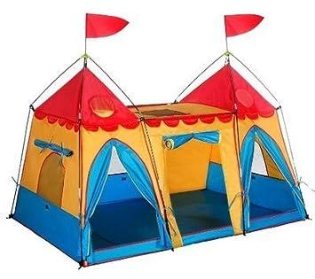 Gigatent 6u0027 x 4u0027 x 48u0027 Fantasy Palace Play Tent  sc 1 st  Amazon.com & Amazon.com: Gigatent 6u0027 x 4u0027 x 48u0027 Fantasy Palace Play Tent: Toys ...
