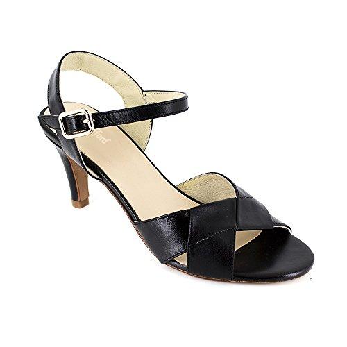 Sandale Noir J Jb eva Cuir bradford Zxq6qwtz5