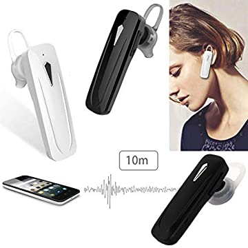 lazinem M163 Wireless Bluetooth Earphone Multi-Function Sports Car Stereo Bluetooth Headsets
