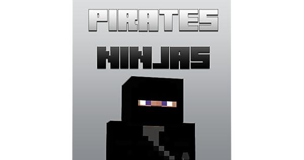 Skins Piratas, Zumbis e Ninja Para o Minecraft: Amazon.es ...