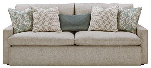 Benchcraft - Melilla Casual Upholstered Sofa - Ash Grey