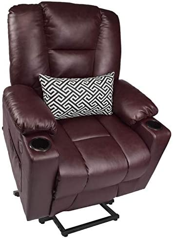Maxxprime Upgraded Electric Power Lift Recliner Chair Sofa